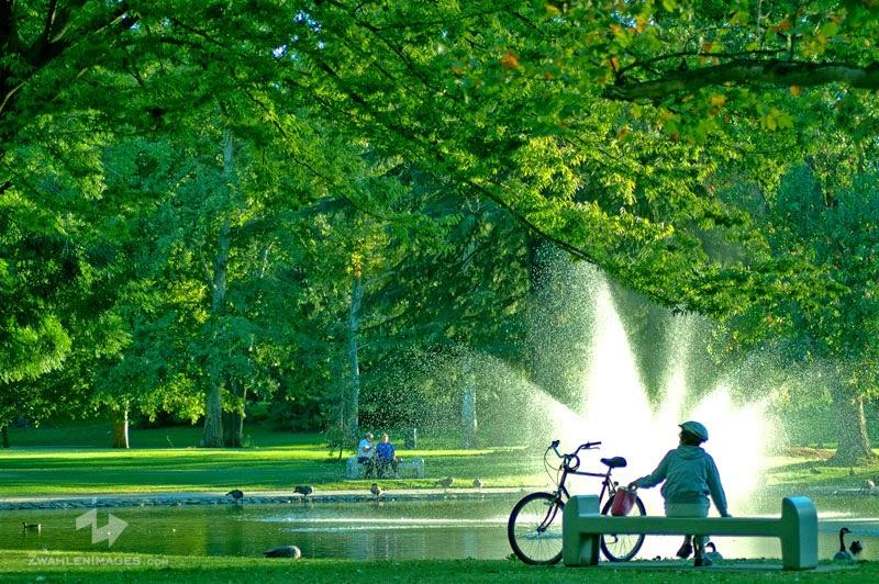 Công viên đẹp tại Sacramento