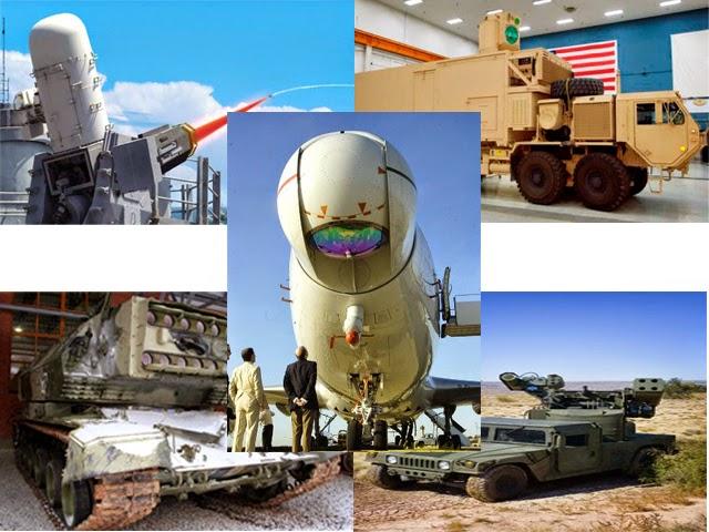 5 Macam Senjata Laser Yang Paling Canggih Di Dunia