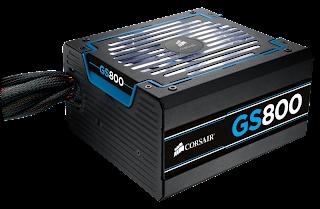 Corsair GS Series PSU Review (Power Supply) screenshot 1