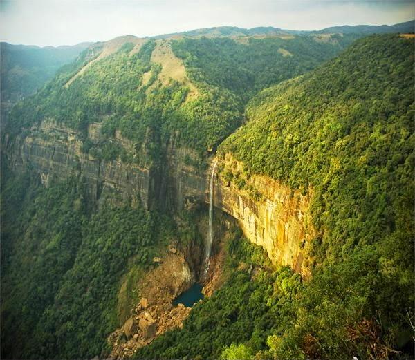 Noakhali Falls, Cherrapunji