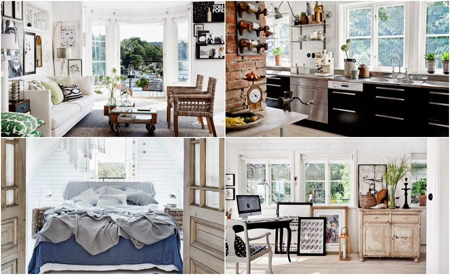 wystrój wnętrz, wnętrza, dom, mieszkanie, aranżacja, home decor, białe wnętrza, vintage, styl skandynawski
