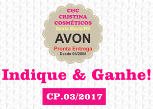 Indique & Ganhe! - Cp.03/2017