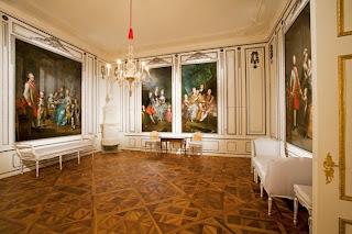 Schloss Hof Palace interior