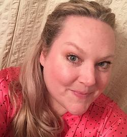 A Gratuitous Selfie of Kelly