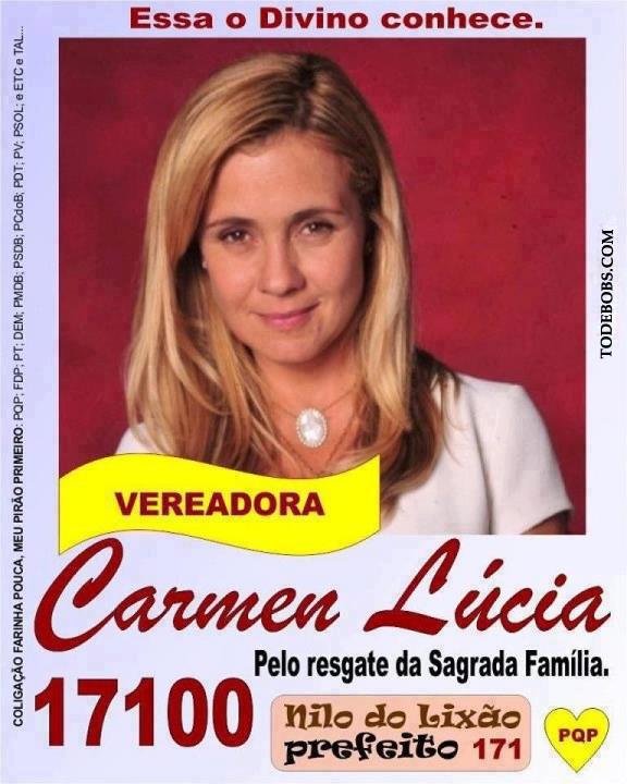 divino Vereadora Carmen Lúcia   Carminha