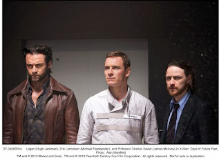 'X-Men Days of Future Past' Preview Pics