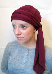 Turban for chemo hair loss