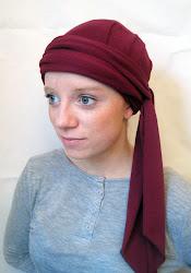 Turban for chemo hair loss