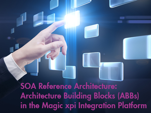 SOA Reference Architecture: Architecture Building Blocks (ABB)