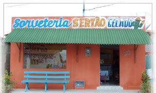 SORVETERIA SERTÃO GELADO- UMA BENÇÃO!