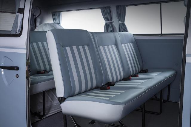 Volkswagen Kombi Last Edition Seats