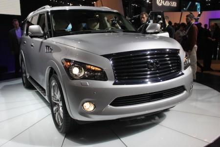 2013 New Lincoln Navigator