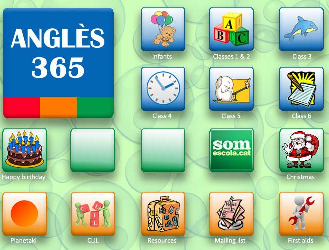 Английский 365
