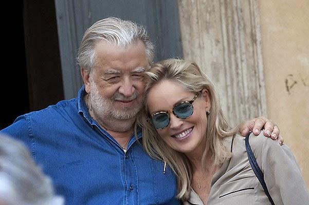 Sharon Stone et Pupi ADAT