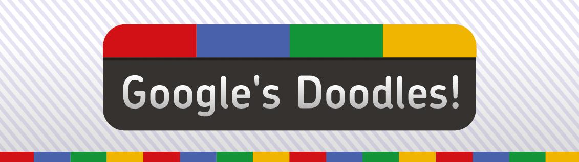 Google's Doodles!
