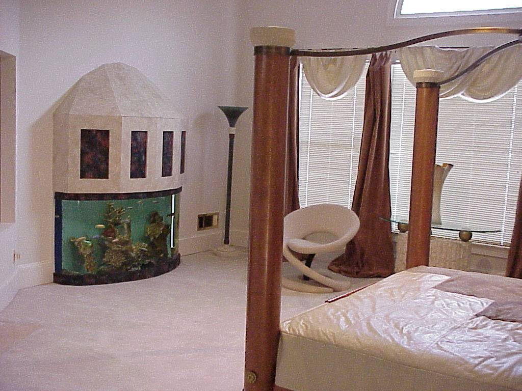 aquarium think again 20 unusual places in your home for fish tanks