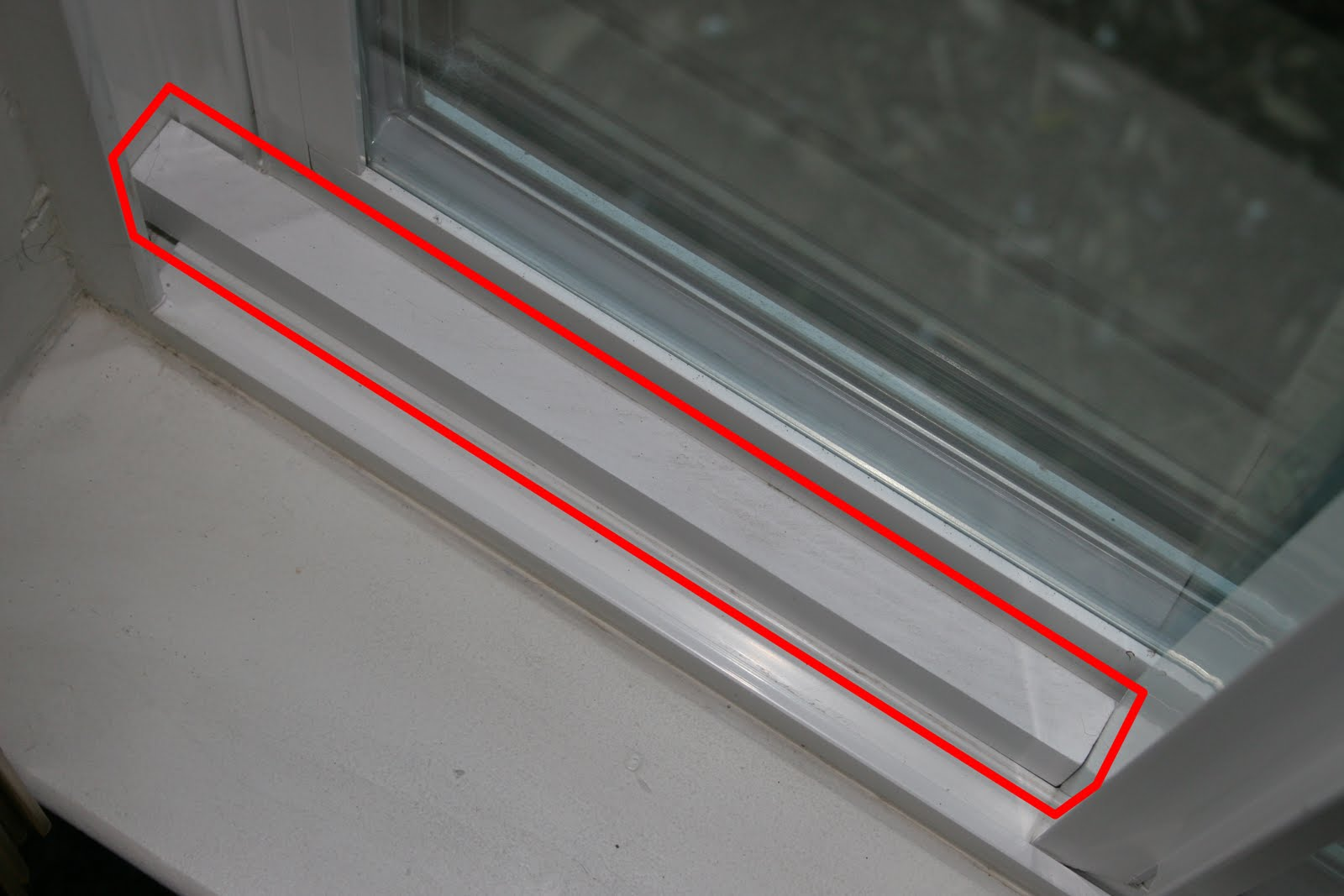 Catcluez for Window weather stripping