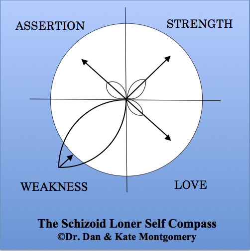 an analysis of the schizoid personality Guntrip's analysis edit whereas the loss of affect is a more chronic state in schizoid personality disorder oppressed group: schizoid, a personality, not a disorder: an essay defending the position that spd is not a valid mental disorder.