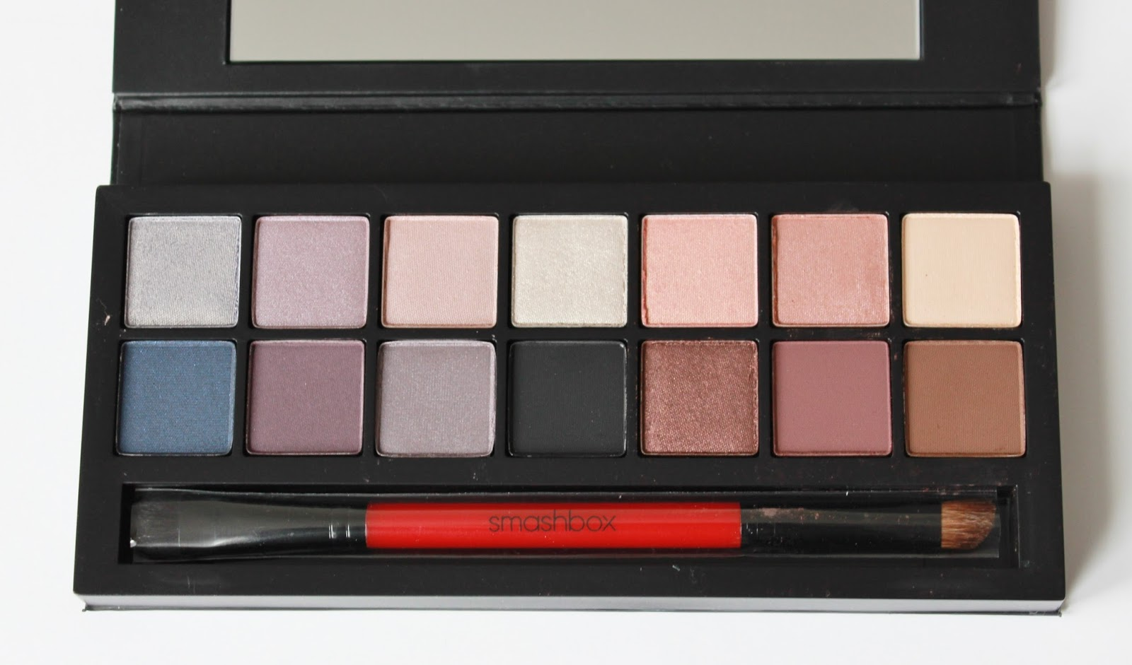 Smashbox double exposure eye shadow palette