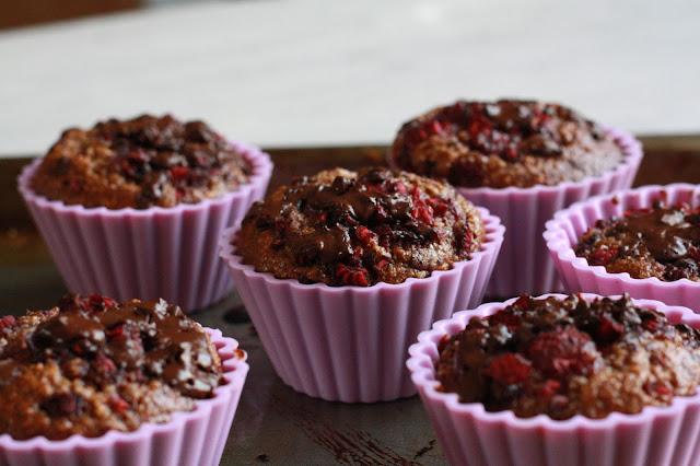 muffin bezlepku paleo scd