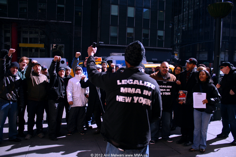 the legalization of mixed martial arts The legalization of mixed martial arts in new york continues to be a hot topic for not only fans of the sport, but the legal and regulatory communities as wel.