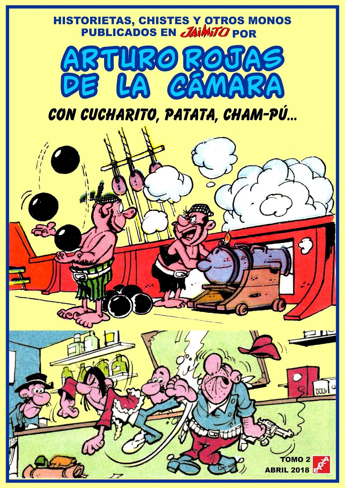 Arturo Rojas de la Cámara en Jaimito - Tomos 01 - 04 - EAGZA