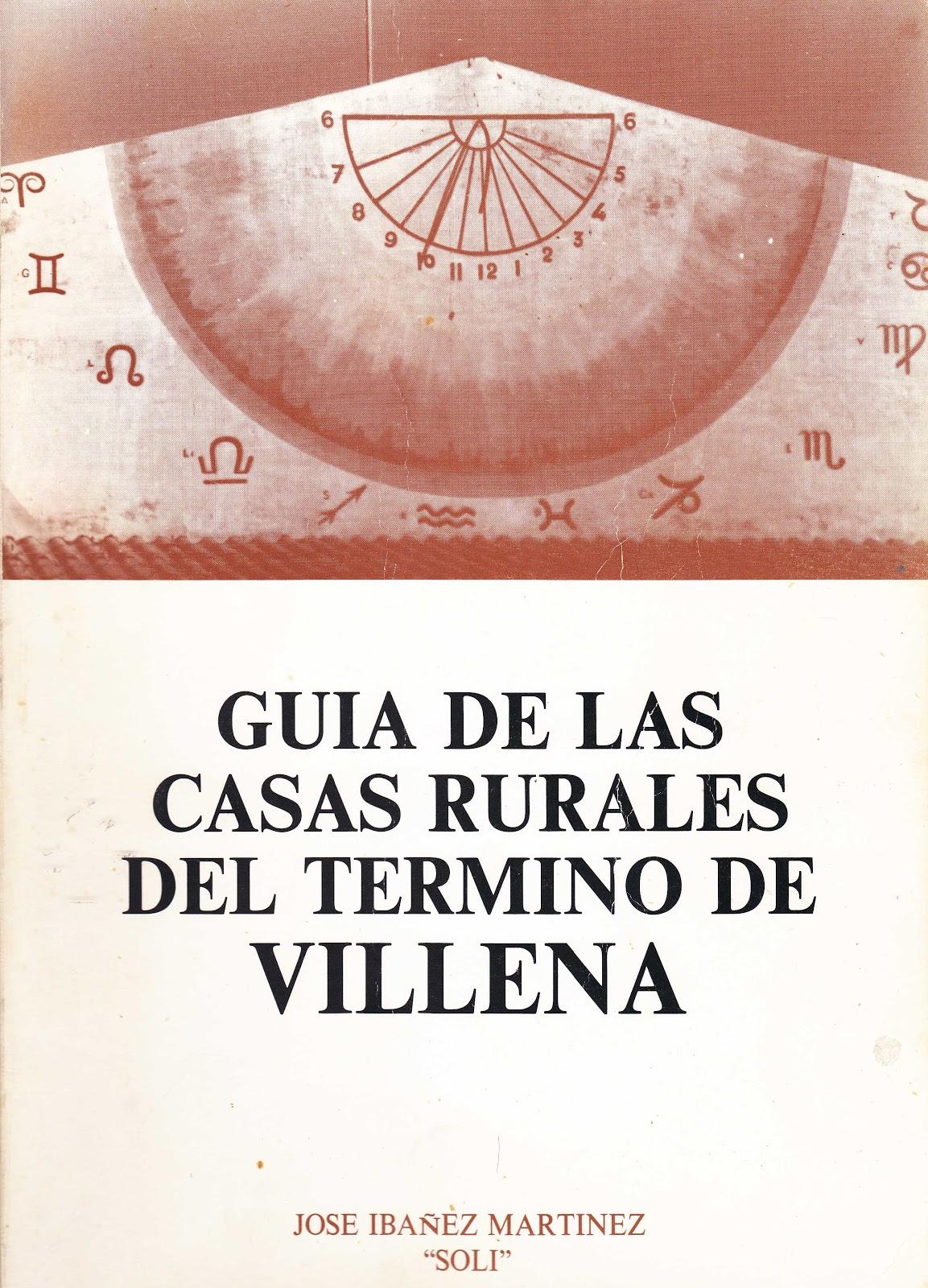 Villena cu ntame gu a de las casas rurales de villena - Trabajo en casas rurales ...