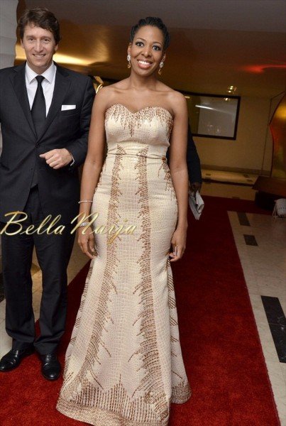 Subira wahure official african couture blog biola alabi in iconic