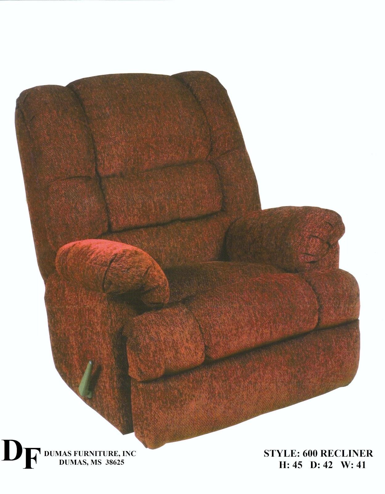 Delightful Dumas Furniture Mfg