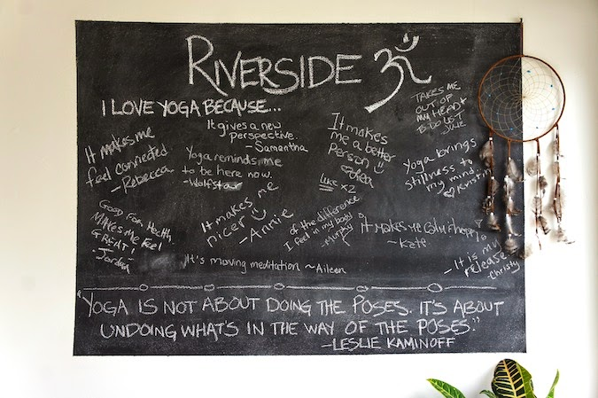 Riverside Yoga Newburyport
