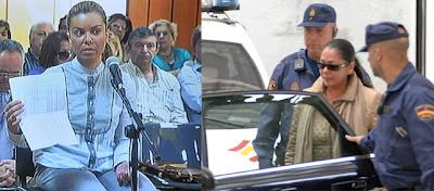 Juicios de María José Campanario e Isabel Pantoja