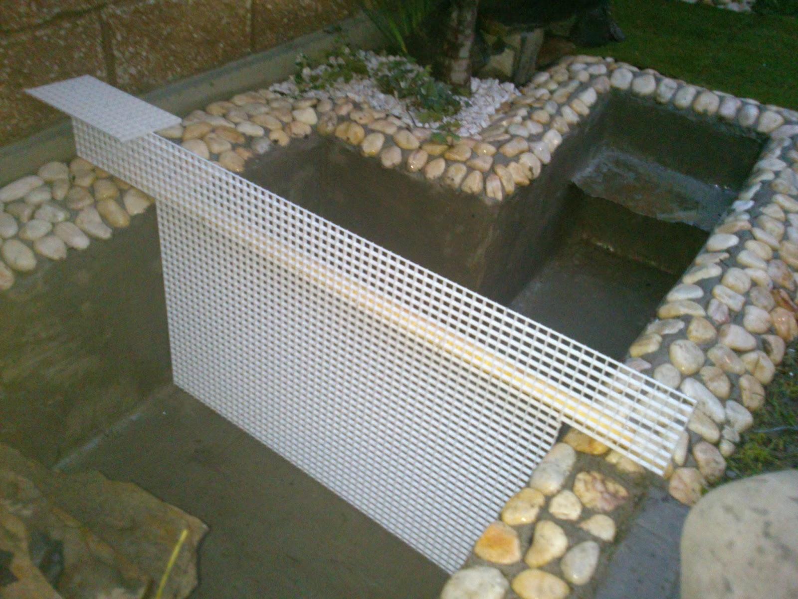 El estanque de mis tortugas for Plastico para estanques