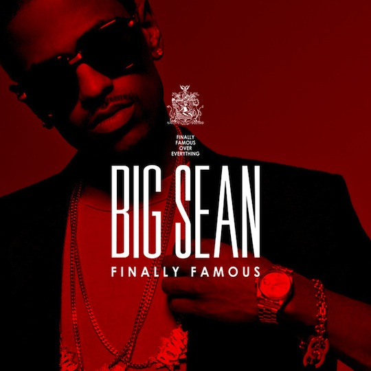 big sean finally famous album artwork. 2010 Big Sean#39;s Finally