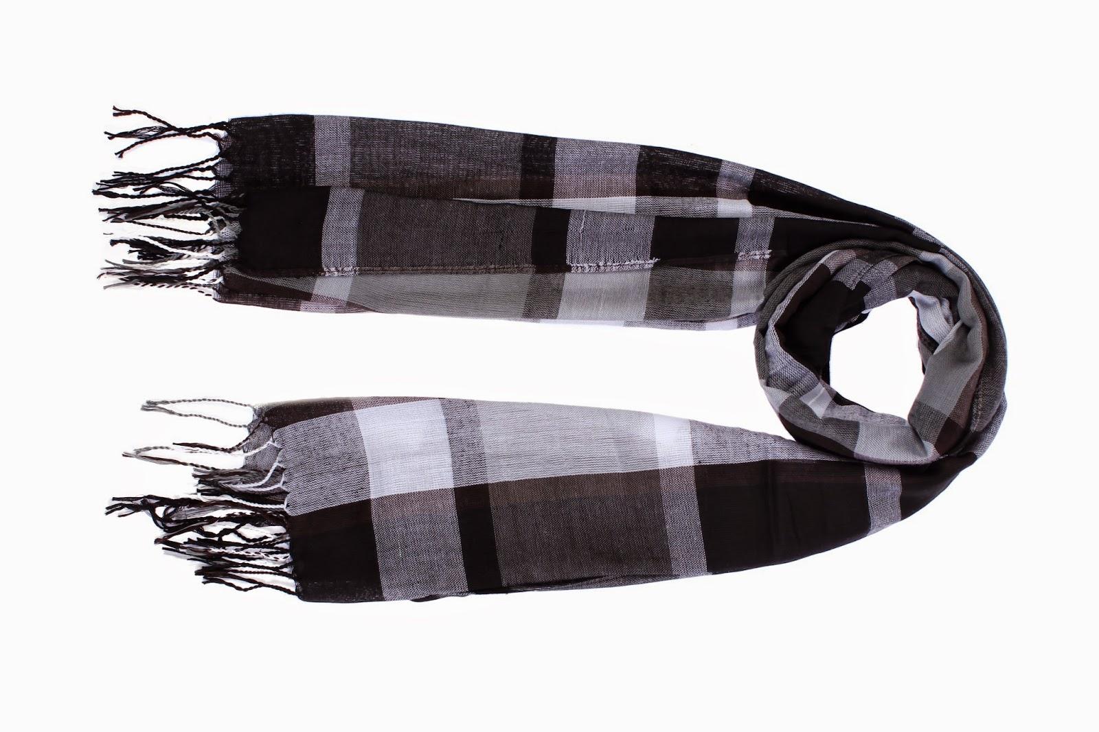 imagen pañuelo foulard pashmina para regalo