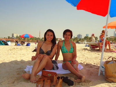 dubai girls Jumeirah beach