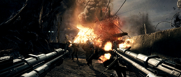 Wolfenstein The New Order - Reloaded 2014 Screenshot 2