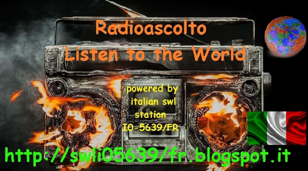 RADIOASCOLTO LISTEN TO THE WORLD