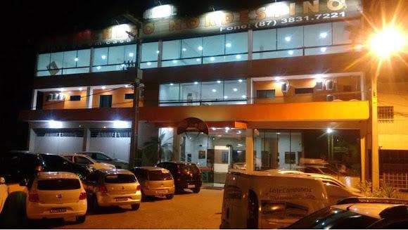 HOTEL ACONCHEGO NORDESTINO INAUGURADO EM 15 DE JULHO 2014, SITE PROVISÓRIO