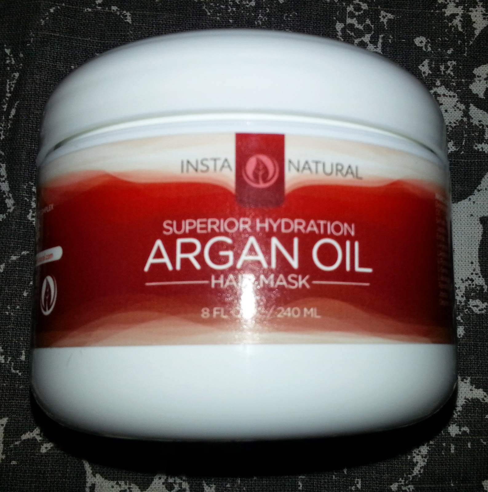 Insta Natural Superior Hydration Argan Oil Hair Mask