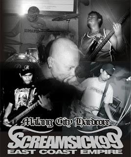 Screamsick 99 Band Hardcore Malang