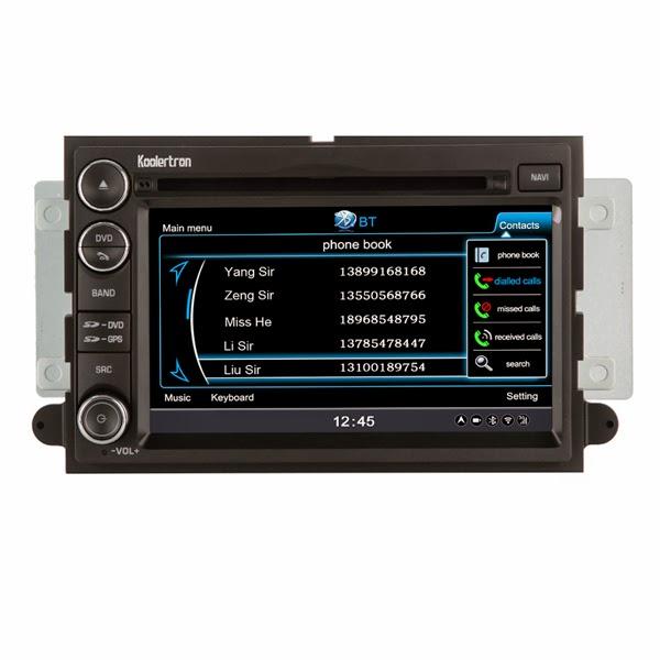 Autodvdgps car dvd players car electronics more koolertron ql fsn759 car dvd gps