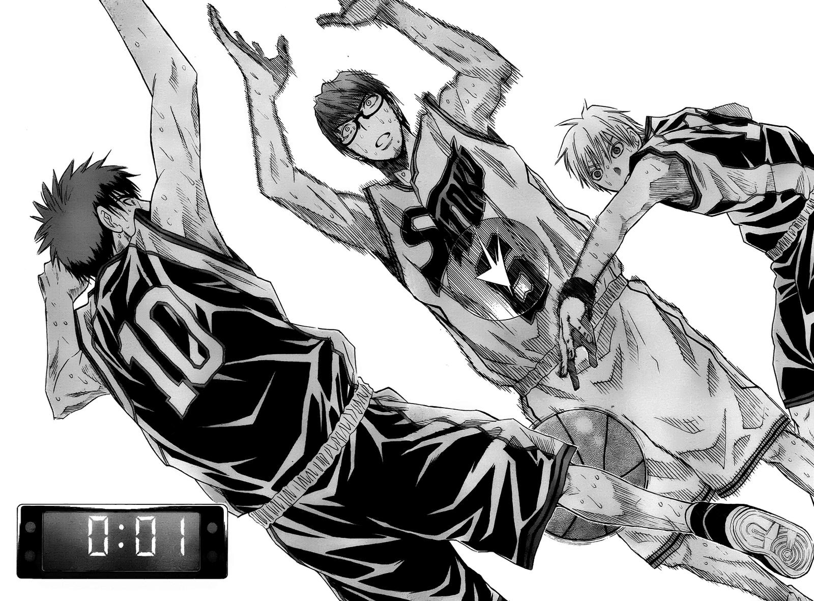 อ่านการ์ตูน Kuroko no Basket 35 ภาพที่ 6
