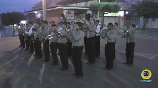 Filarmônica Cel. Antonio Xavier abre a festa de São Sebastião com tradicional alvorada, assista
