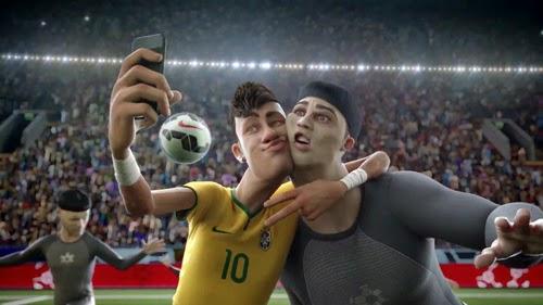 リスク上等:無難なプレーに潜むリスクに着目した「ラストゲーム」は、2014年のNikeのフットボールキャンペーン「リスク上等」の第3弾フィルム