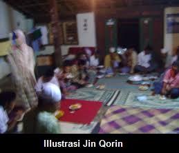 Perbedaan Qorin dan Jin Biasa