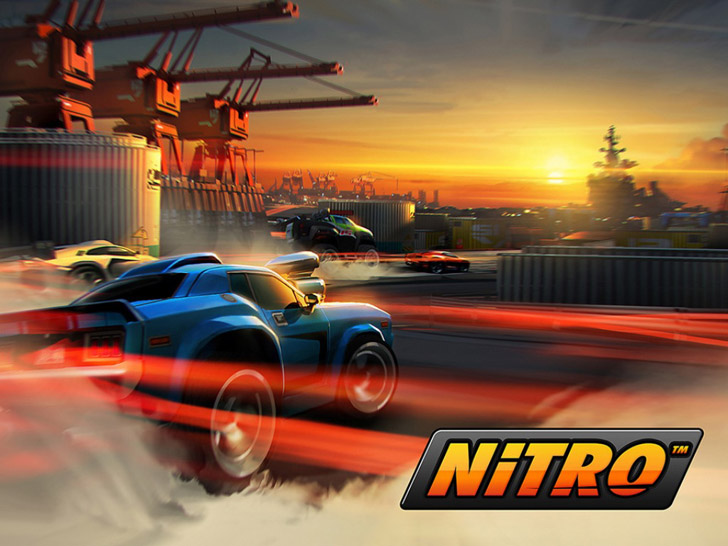 Nitro Free App Game By Z2Live Inc