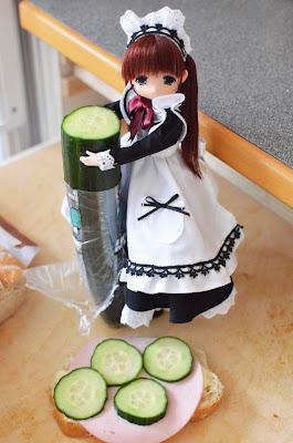 hinachan maid mamachapp doll