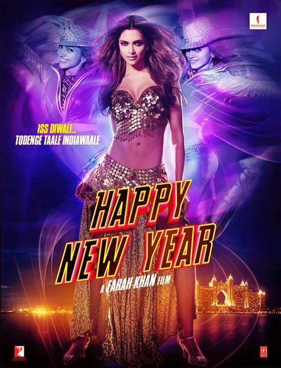 Deepika Padukone - Happy New Year HNY Images Wallpapers