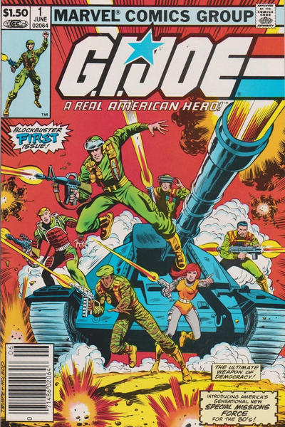 Rip's Favorite Trimpe Cover Of The Day!
