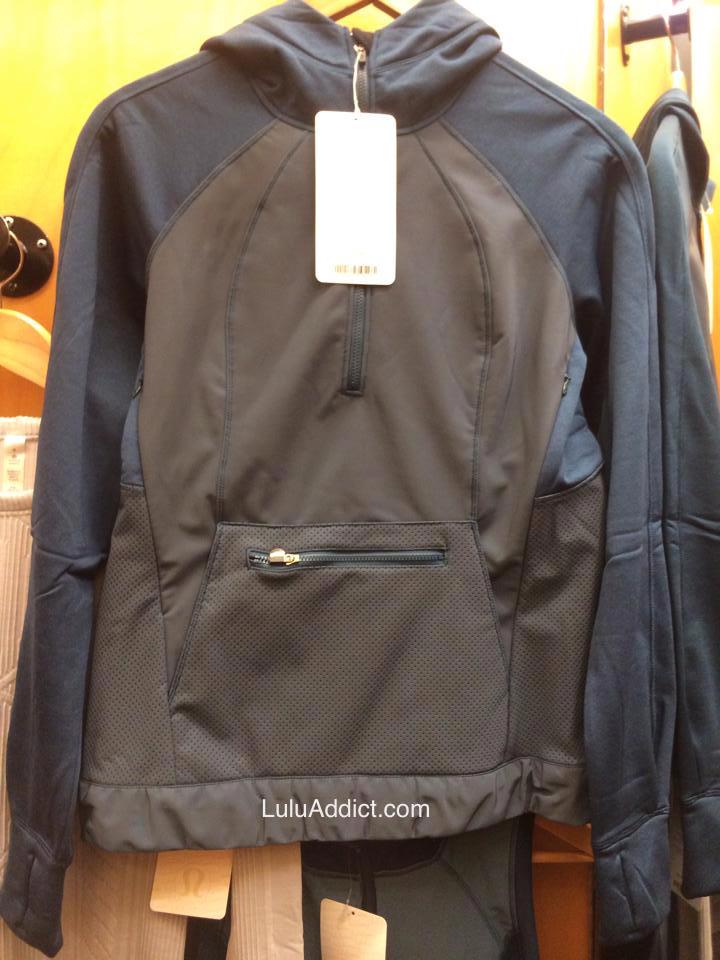 lululemon let's get visible hoodie